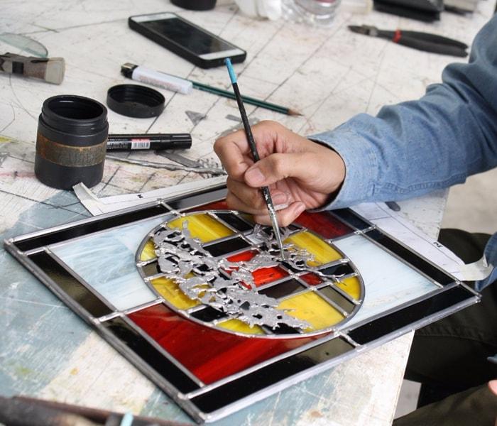 Escuela de Arte en Vidrio